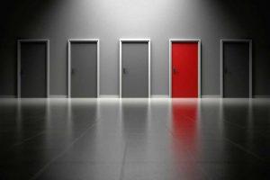 ¿Has probado a convertir tu problema en una puerta?